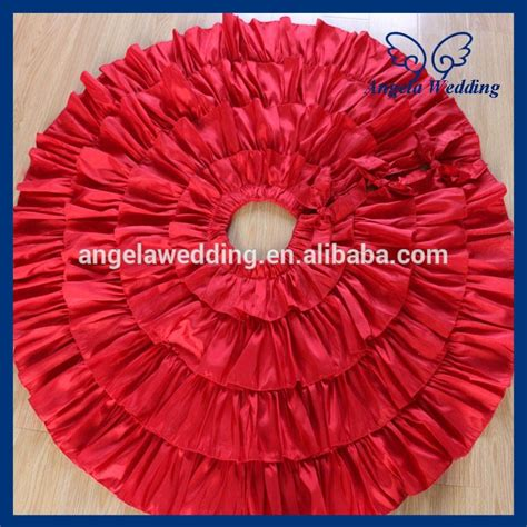 tree skirt 60 inches ts004a new 60 inches taffeta chagne