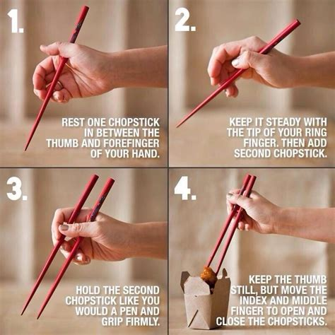 how to properly use how to use chopsticks trusper