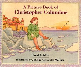 picture book biographies a picture book of christopher columbus picture book