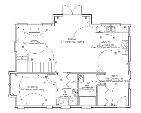 how to draw a floor plan for a house make your own blueprint how to draw floor plans