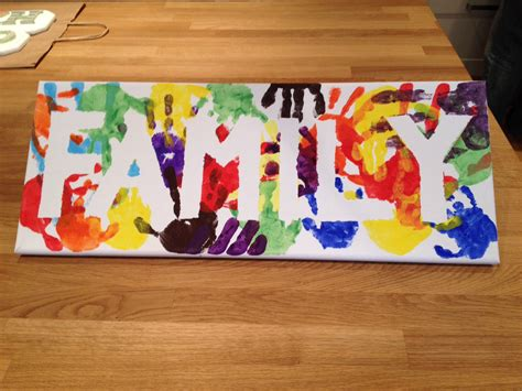 family craft projects 23 and handprint and footprint crafts for