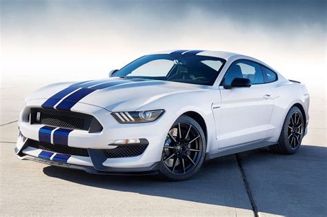 Ford Shelby Gt350 by 2016 Ford Shelby Gt350 Vin 1fa6p8jz1g5520373