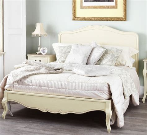 headboards shabby chic juliette shabby chic chagne bed with wooden