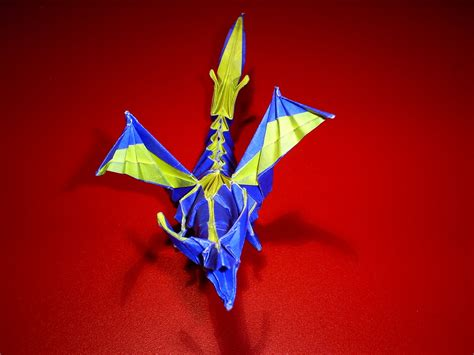 origami fiery fiery origami by lonely white wolf on deviantart