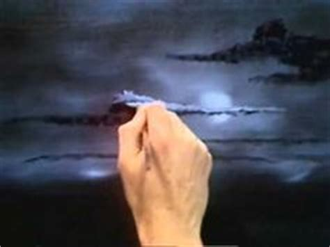 bob ross painting clouds bob ross and other tv artists on bob ross
