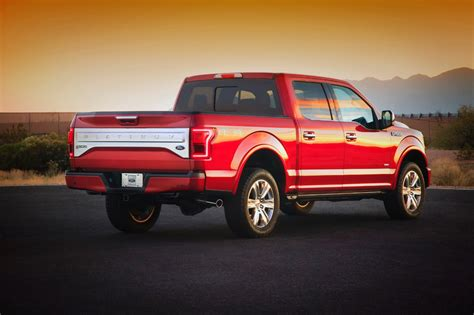 2015 F150 Aluminum Was A Natural Progression For Ford F 150 2015
