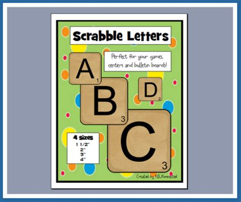 make a word with these letters scrabble printable scrabble letters