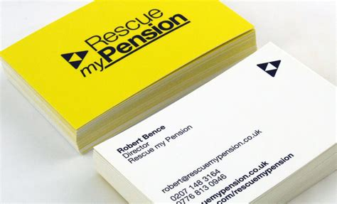 card uk luxury quality professional business card printing