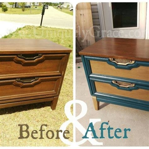 chalk paint columbia sc 2 vintage refinished nightstands end tables