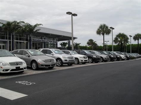 Mercedes Of The Palm Beaches by Mercedes Of Palm West Palm Fl 33409