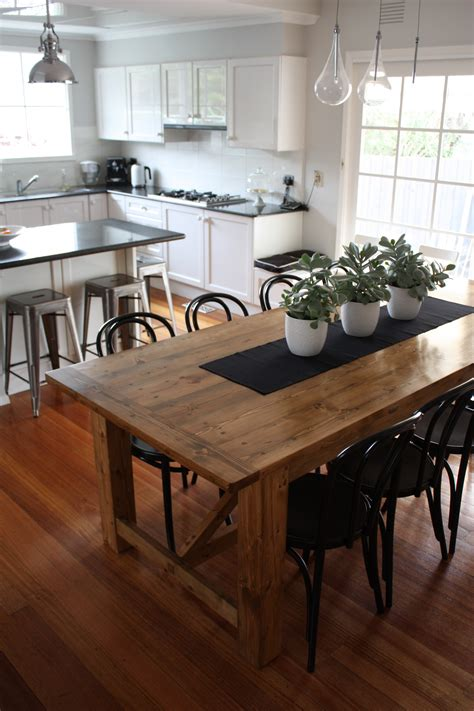 white wooden kitchen table and chairs rustic dining table pairs with bentwood chairs bentwood