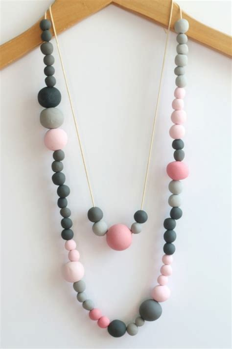 make own jewelry make your own diy beaded necklace design sponge