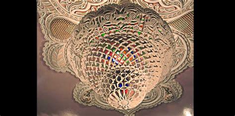 plaster chandelier moroccan plaster chandeliers
