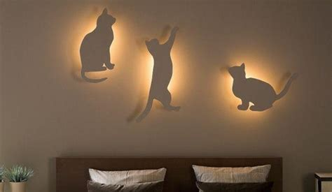 diy home lighting design diy bedroom lighting and decor idea for cat
