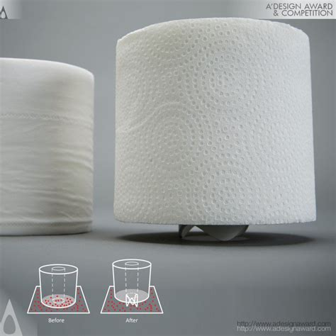 Toilet Design Competition by A Design Award And Competition Toilet Paper Roll