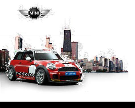 Car Wallpaper Tutorial Photoshop by Stylish Mini Car Wallpaper Photoshop Tutorials