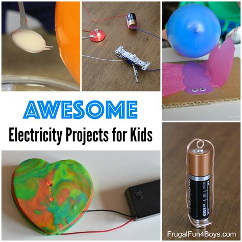 projects for 10 awesome electricity projects for