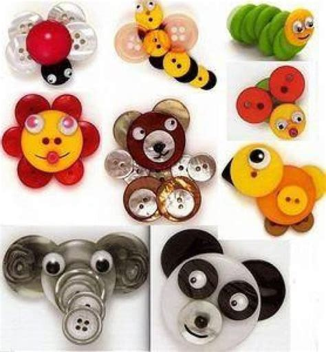 button crafts for you can make beautiful crafts from buttons