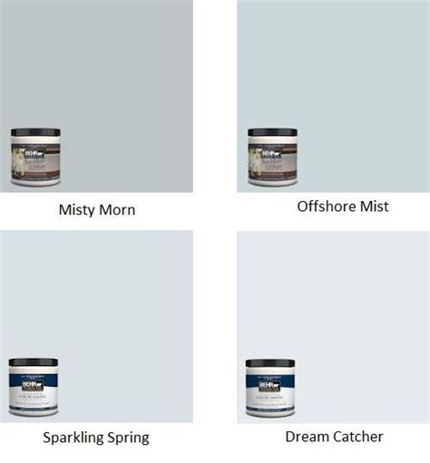 behr paint color offshore mist behr blue grays makeover ideas painting