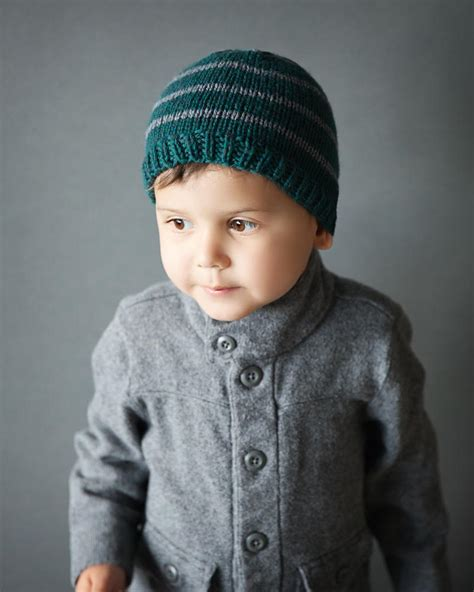 knit kid hat pattern toddler boy knit hat pattern allfreeknitting