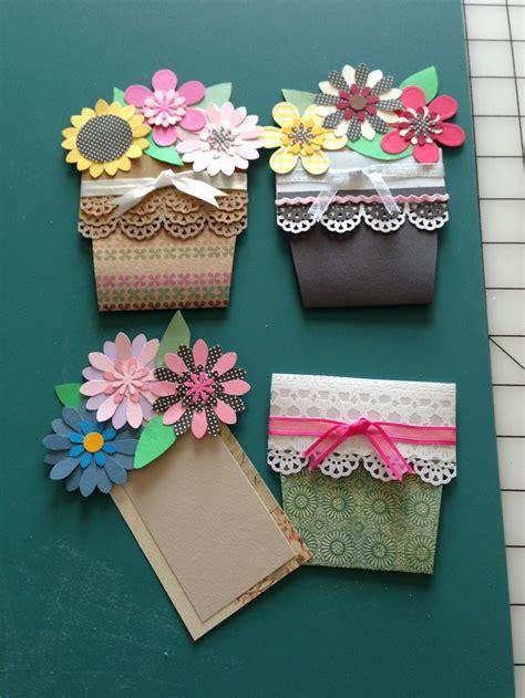 flower pot paper craft flower pots 2 paper craft flower pots