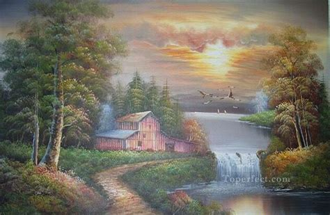 bob ross painting exles freehand 03 bob ross landscape painting in for sale