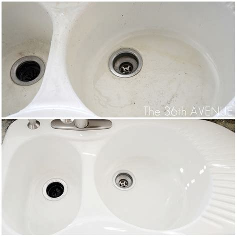 how to clean the kitchen sink 12 brilliant bathroom cleaning hacks picky stitch