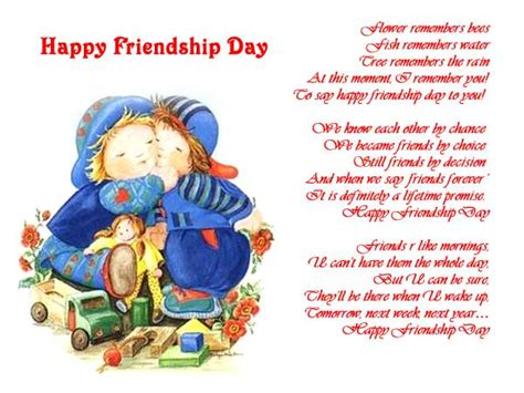 friendship day card delicious foods s day happy friendship day