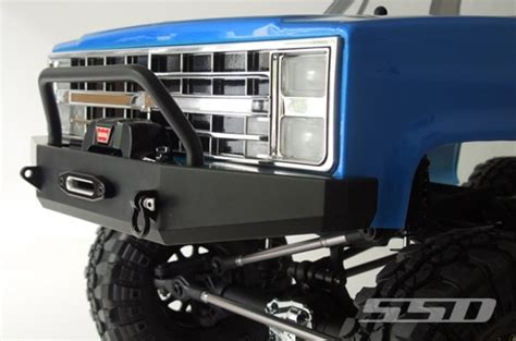 k5 blazer fabricated bumpers images
