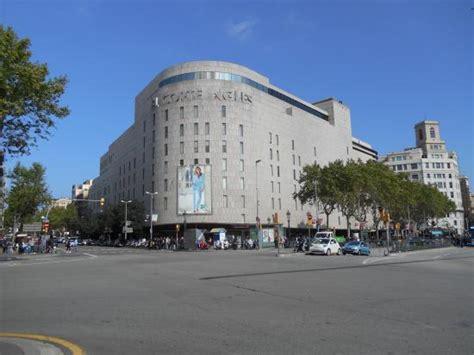 el corte ingles barcelona diagonal el corte ingles barcelona avenida diagonal 471 473