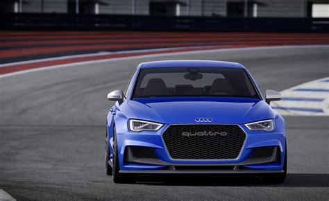 2015 Audi Rs3 Sedan by 2015 Audi Rs3 Sedan And Sportback Rendered Photo Gallery