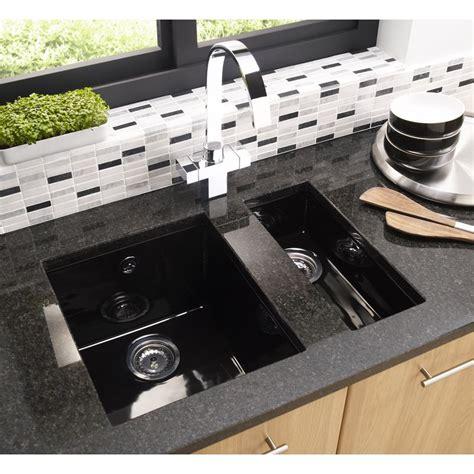 black undermount kitchen sinks why undermount kitchen sinks are preferred designwalls