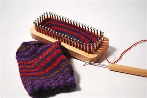 kb knitting board patterns kb authentic knitting board sock loom 52 peg 7 x3