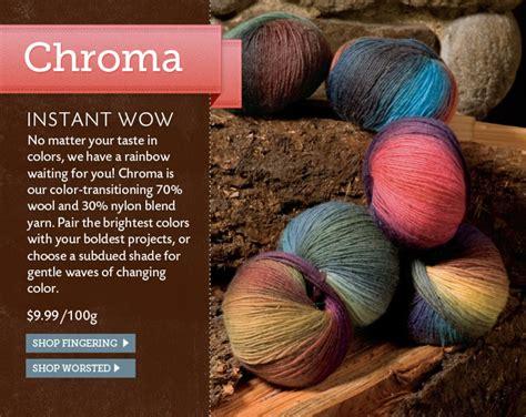 knit picks chroma chroma color blended knitting yarn from knitpicks