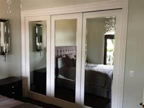 mirrored sliding closet doors for bedrooms installing sliding closet doors for design ideas and