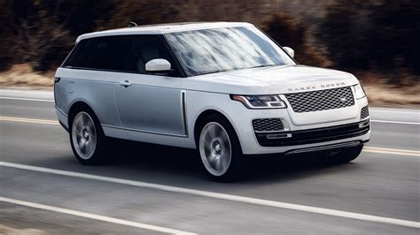 Car Wallpapers Range Rover by 2019 Range Rover Sv Coupe 4k 2 Wallpaper Hd Car