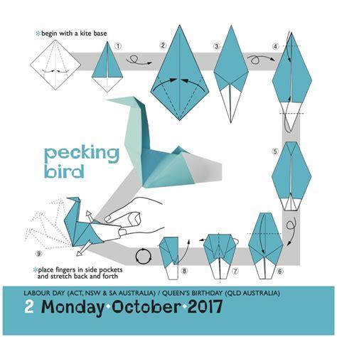 origami calendar origami desk calendar 9780761187912 calendars