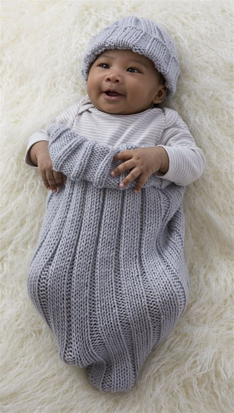 easy knit baby cocoon pattern baby cocoon snuggly sleep sack wrap knitting patterns