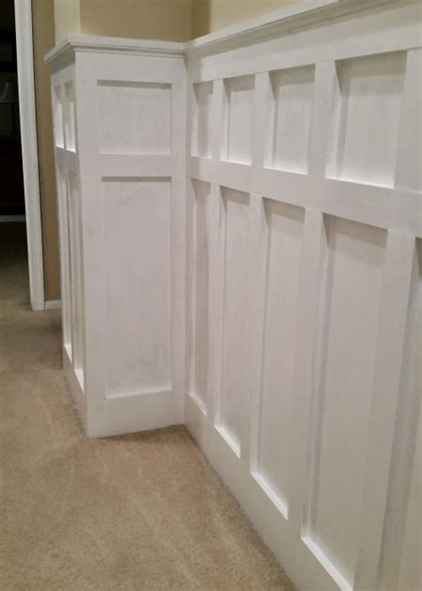 bead and batten how to install board and batten wainscoting white painted