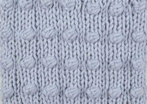 popcorn stitch knit give the popcorn stripe stitch a go with our