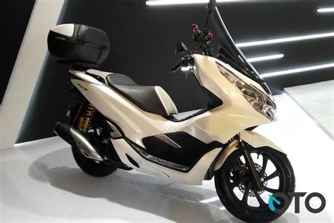 Pcx 2018 Modif by Pcx 2018 Tak Belakang Honda Pcx 125 Baru 2018 Rilis