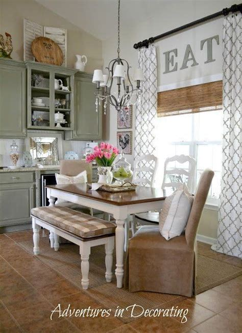 decorating ideas eat in kitchen for the home