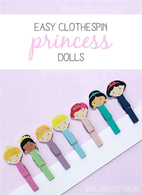 disney themed crafts for easy inexpensive craft for disney princess