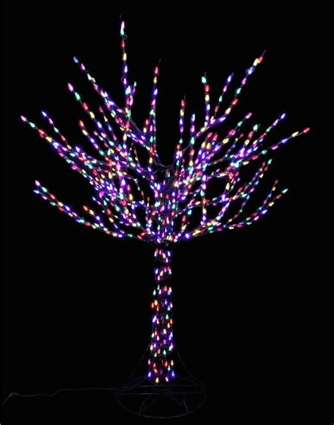 multi colored light tree multi colored lights tree 28 images led bare branch