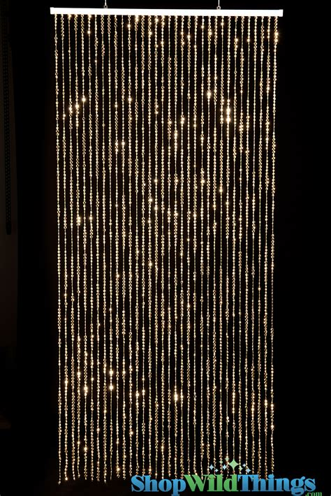 gold bead curtain light gold diamonds beaded curtain gold backdrops