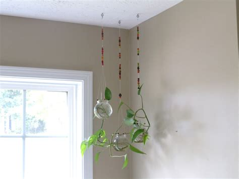 glass hanging planters 3 hanging glass planters mobile planter hanging terrarium