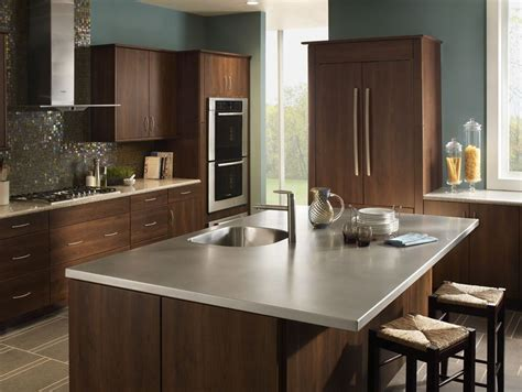 stainless steel kitchen island all about stainless steel countertops pros and cons furniture