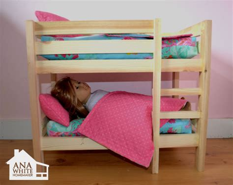 18 doll bunk bed white doll bunk beds for american doll and 18