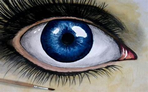 acrylic paint eye eye acrylic paints by doktorekpl on deviantart