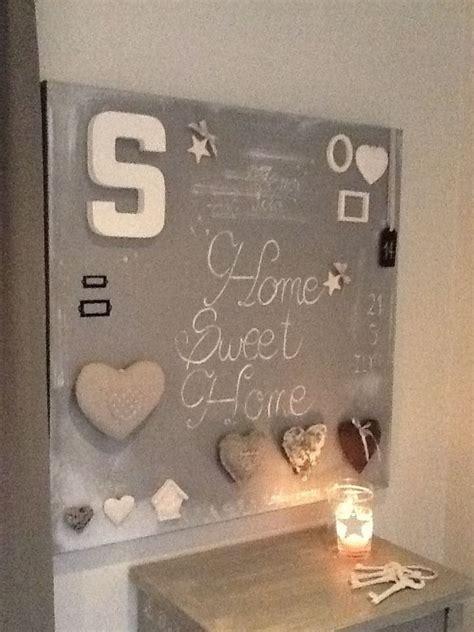 home sweet home decorations grande toile en coton gris clair forme carr 233 e